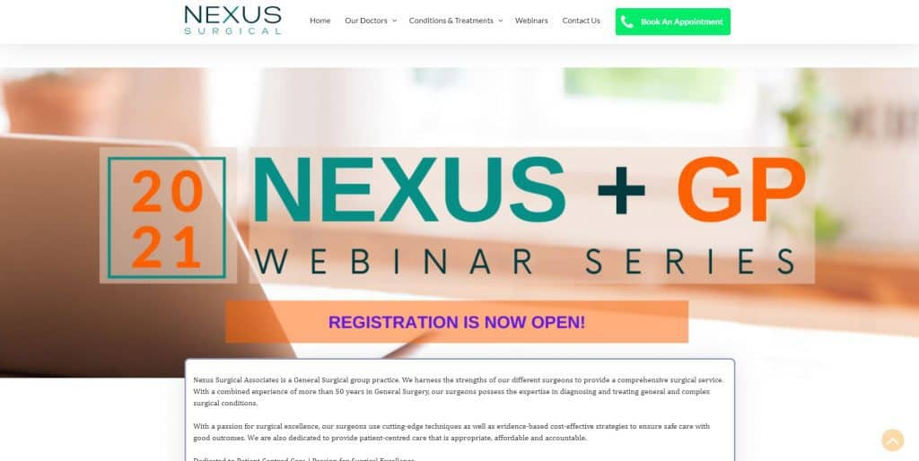 best colon doctor in singapore_nexus surgical