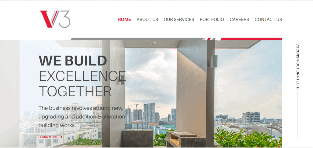 best construction company singapore