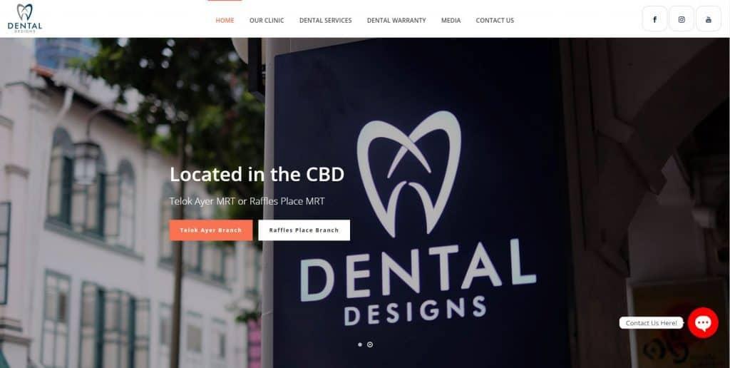 best dentist in singapore_dental designs