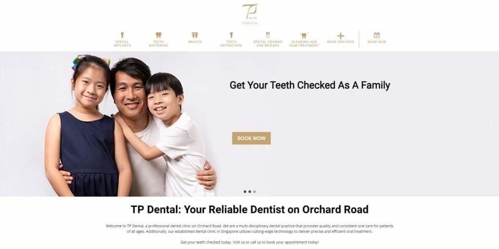 best dentist in singapore_tp dental