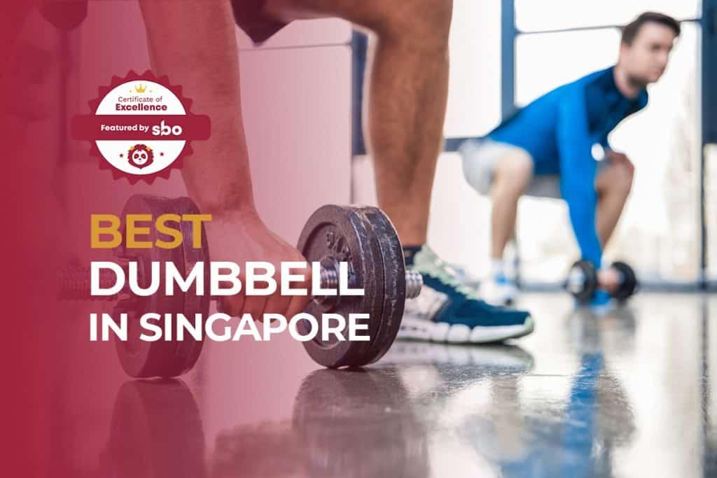 best dumbbell in singapore