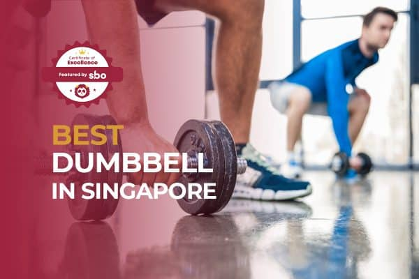 best dumbbell in singapore