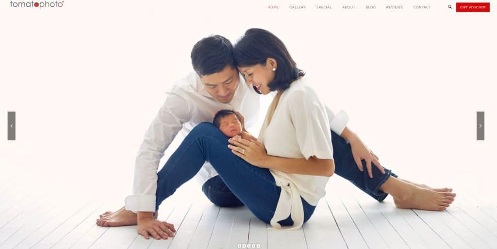 best family photography in singapore_tomato photo