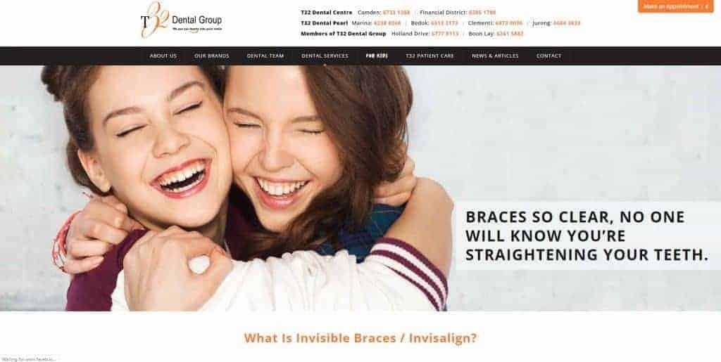 best invisalign in singapore_t32 dental