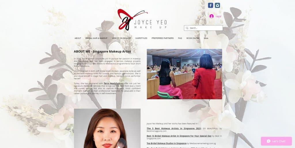 best makeup artist in singapore_joyce yeo makeup