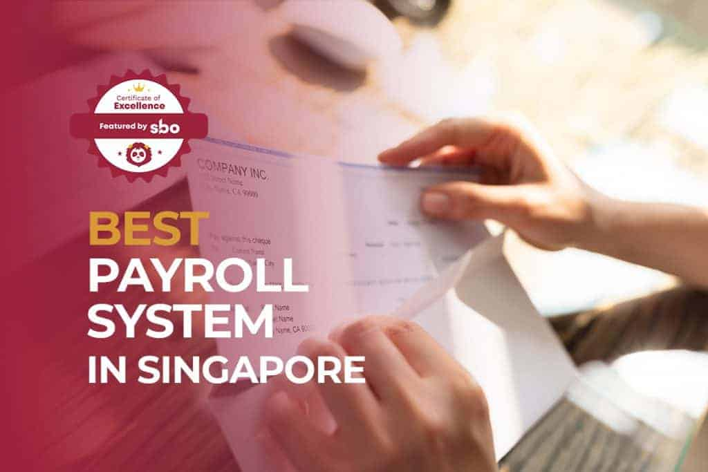 best payroll system in singapore
