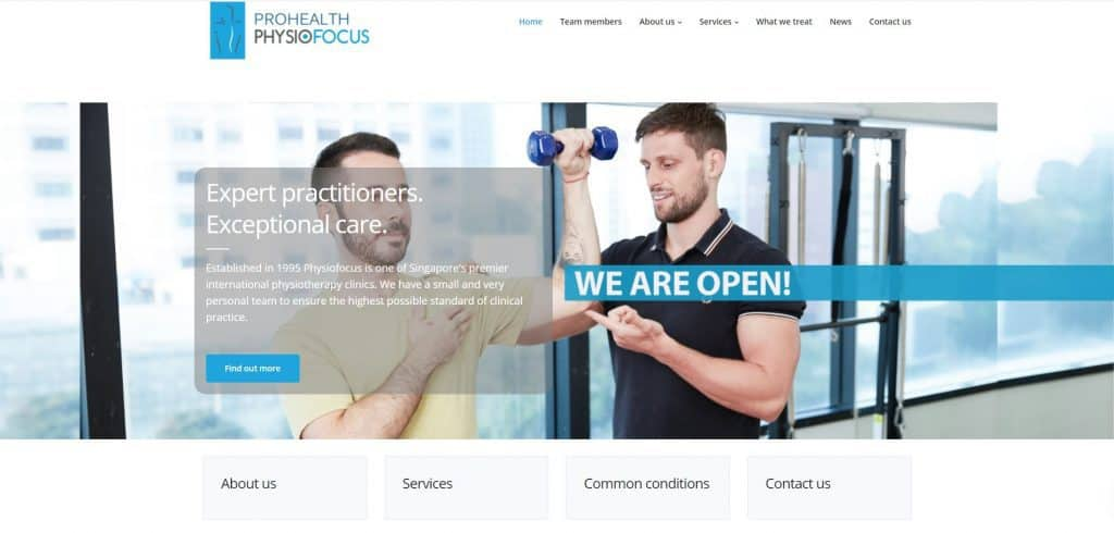 best physiotherapy in singapore_physiofocus