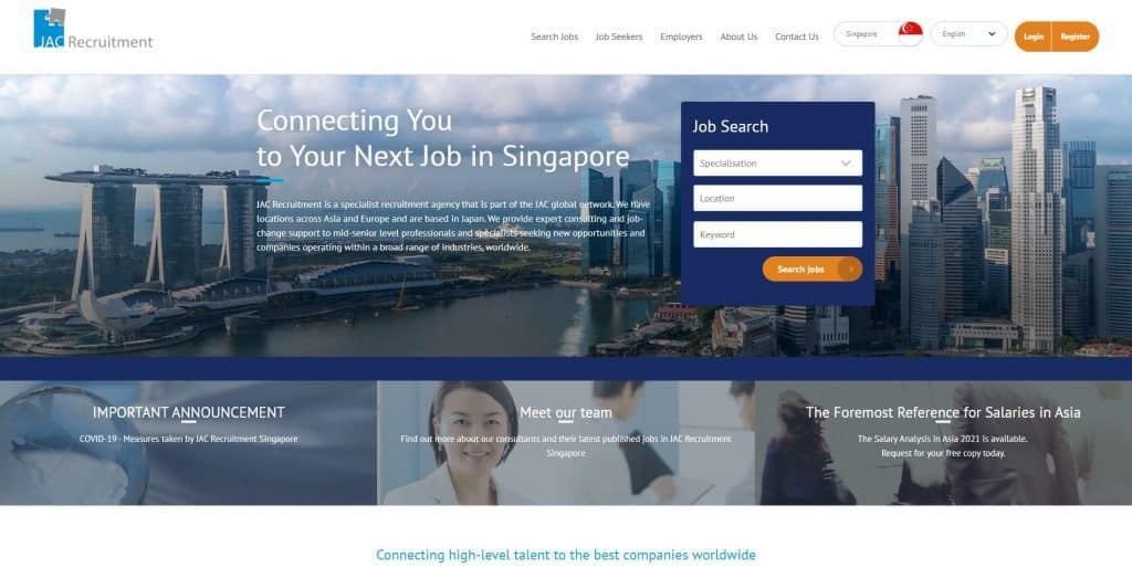 best recruitment agency in singapore_jac recruitment