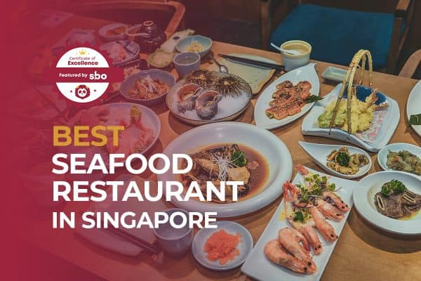 best seafood restaurant in singapore