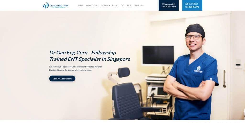 best sleep clinic in singapore_dr gan eng cern