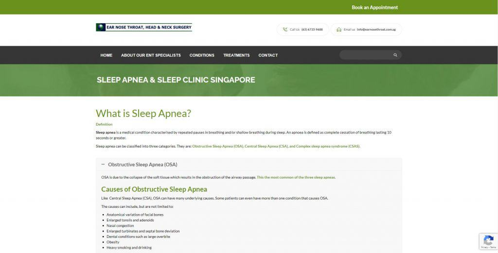 best sleep clinic in singapore_enthn surgery