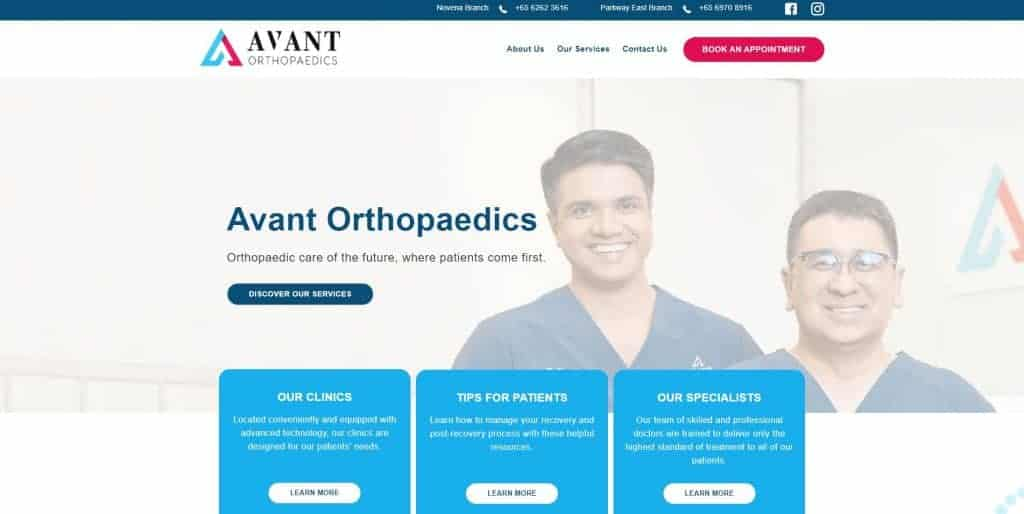 best spine specialist in singapore_avant orthopaedics