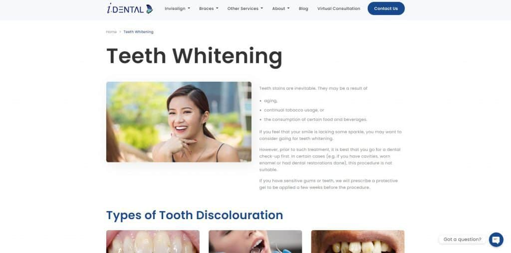 best teeth whitening in singapore_i dental