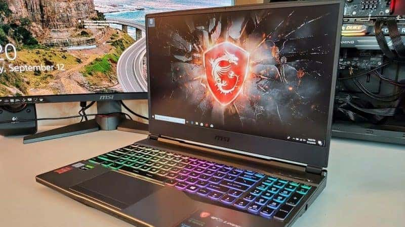 cheapest gaming laptop_msi gl65 leopard