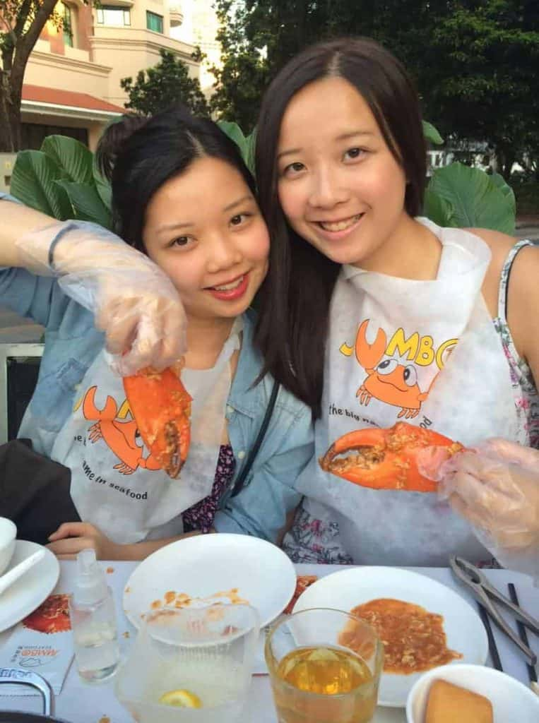 best crab in singapore