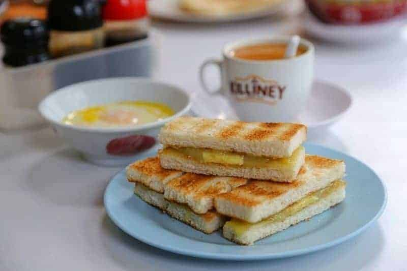 best kaya toast in singapore