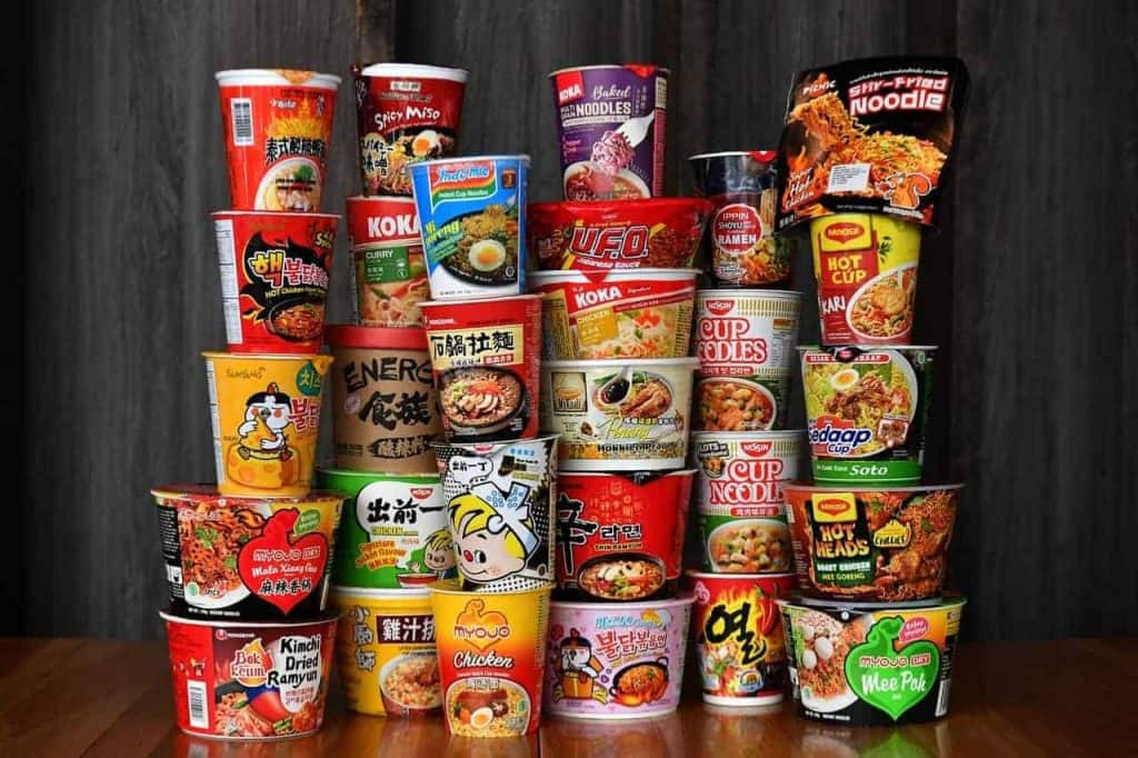 10 Best Instant Noodles in Singapore