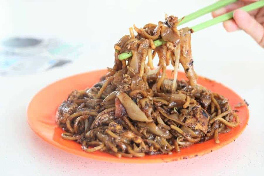 best char kway teow in singapore_meng kee fried kway teow