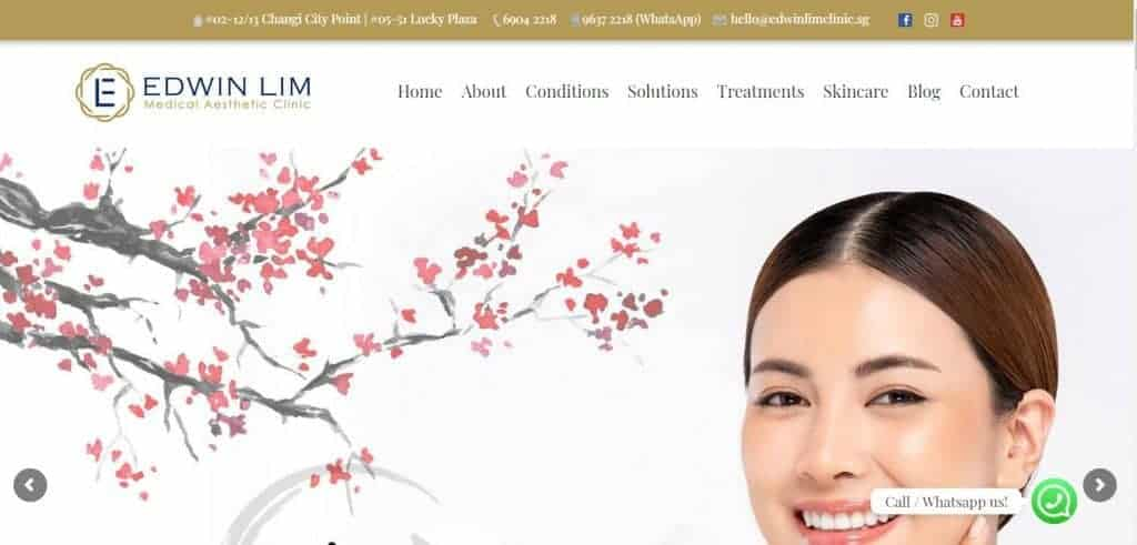 10 best clinic for eyebag removal in singapore
