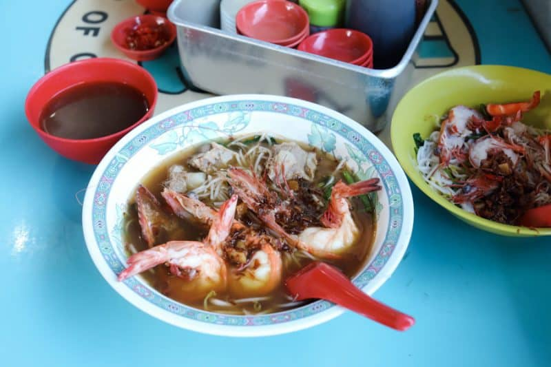 10 best prawn noodle in singapore