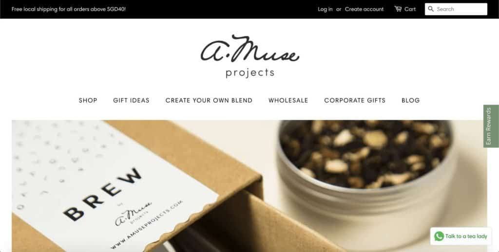 wedding gift shop in singapore_a.muse projects