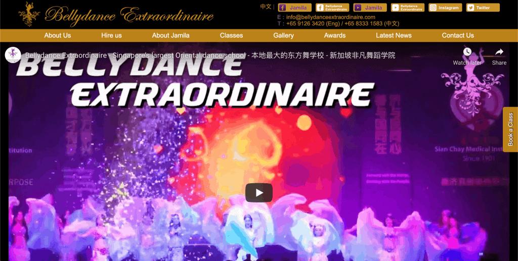 best dance class in singapore_bellydance extraordinare