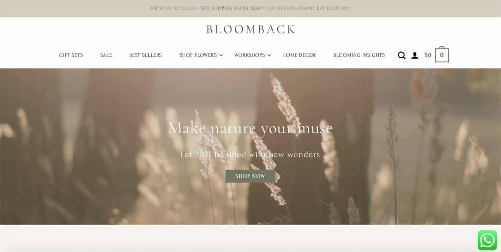 wedding gift shop in singapore_bloomback
