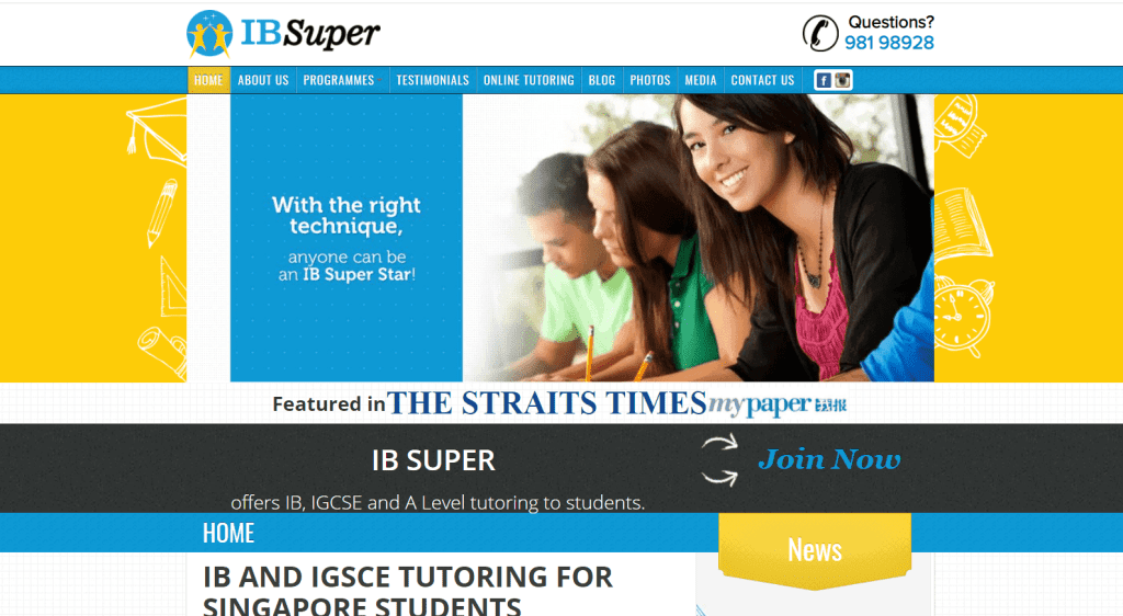 10 Best Math Tuition in Singapore