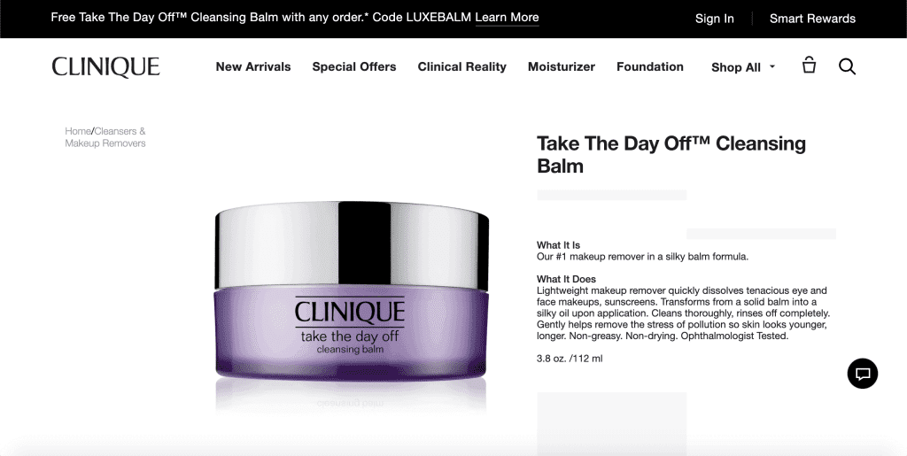 best facial wash in singapore_clinique take the day off cleansing balm