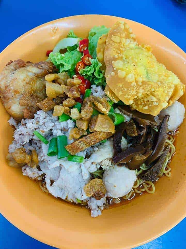 best bak chor mee in singapore_da sheng minced noodle