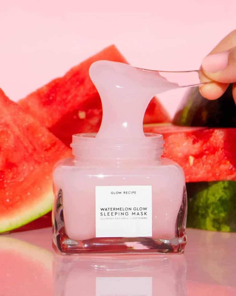 best face mask in singapore_glow recipe watermelon glow sleeping mask