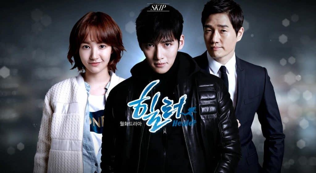 best korean drama of all time_healer