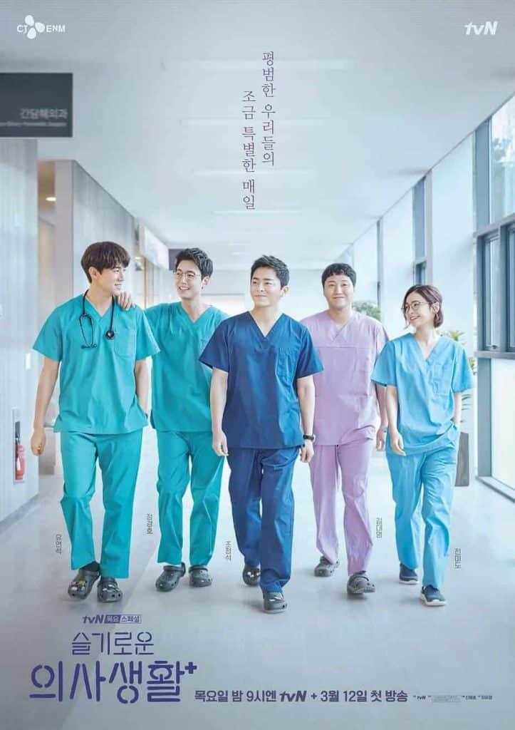 best korean drama of all time_hospital playlist