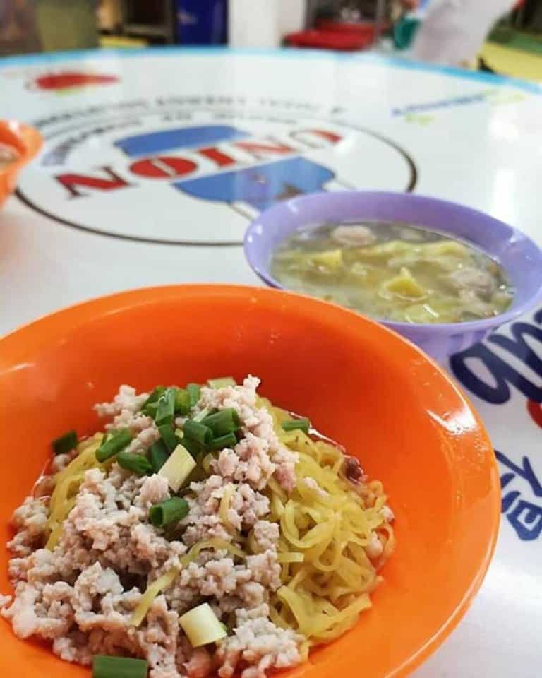 best bak chor mee in singapore_my father's minced meat noodles