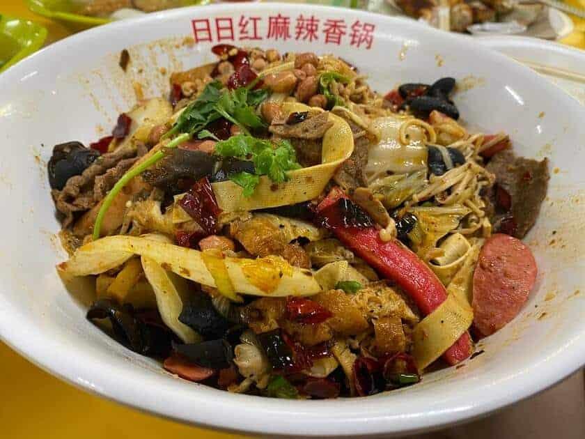 best mala in singapore_ri ri hong mala xiang guo