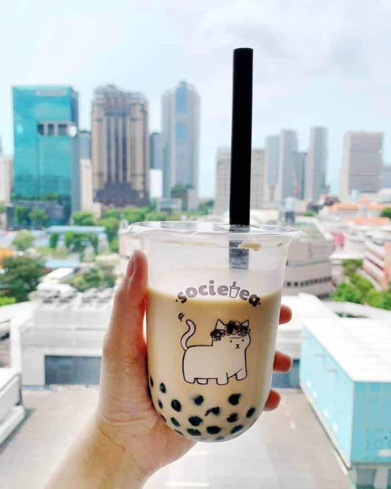 best bubble tea in singapore_societea