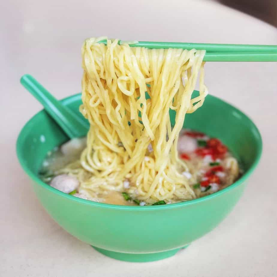 best bak chor mee in singapore_soon heng pork noodles