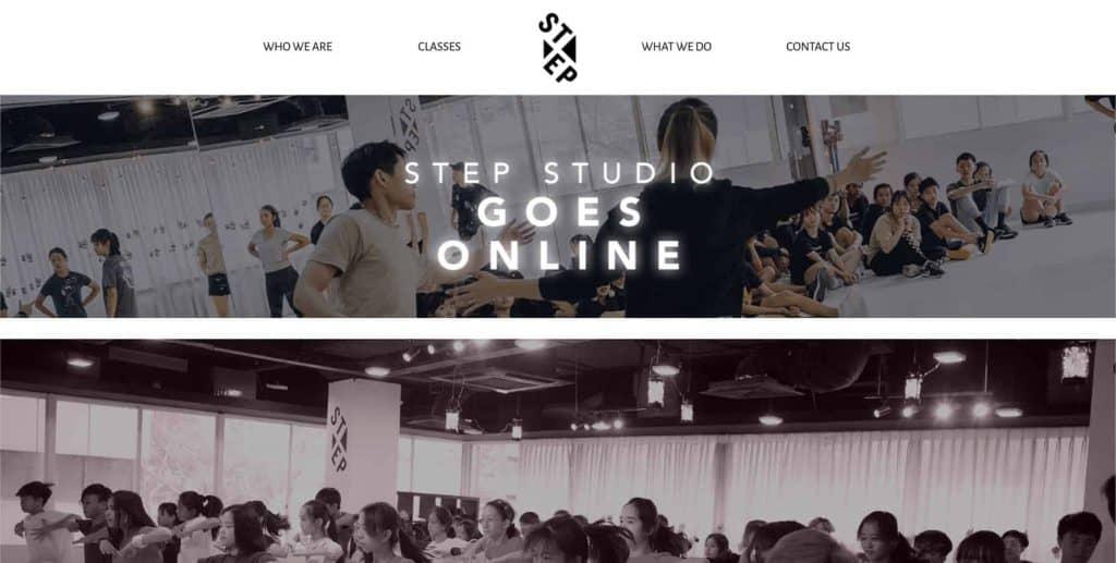 best dance class in singapore_step studio