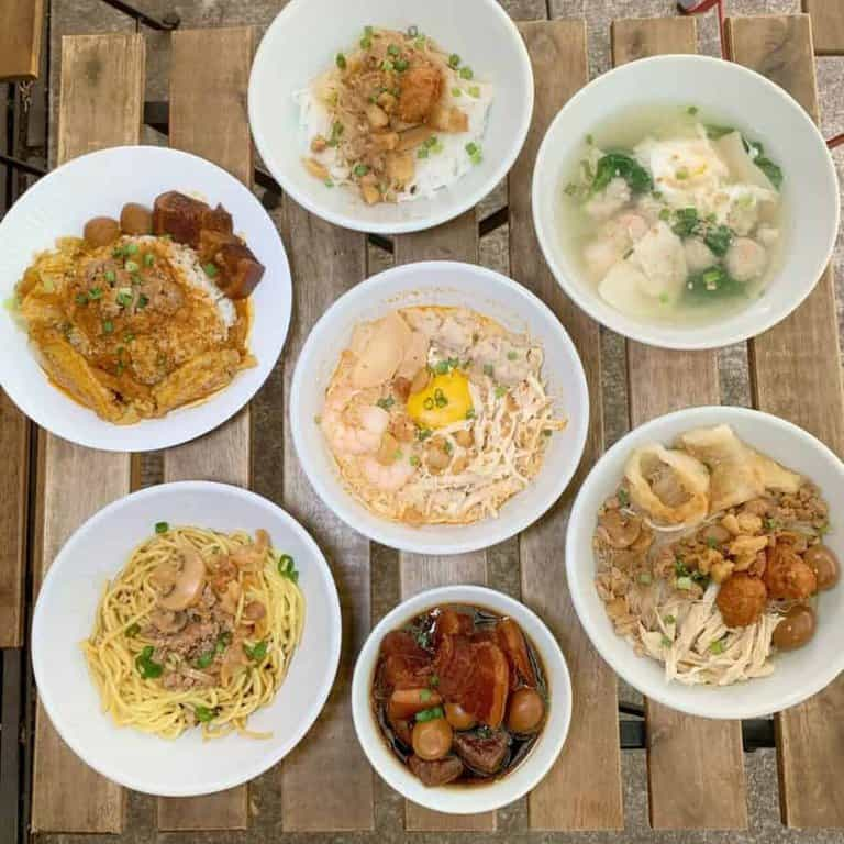 best bak chor mee in singapore_the milky way