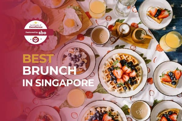 best brunch in singapore
