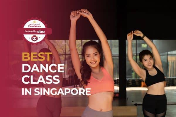 best dance class in singapore