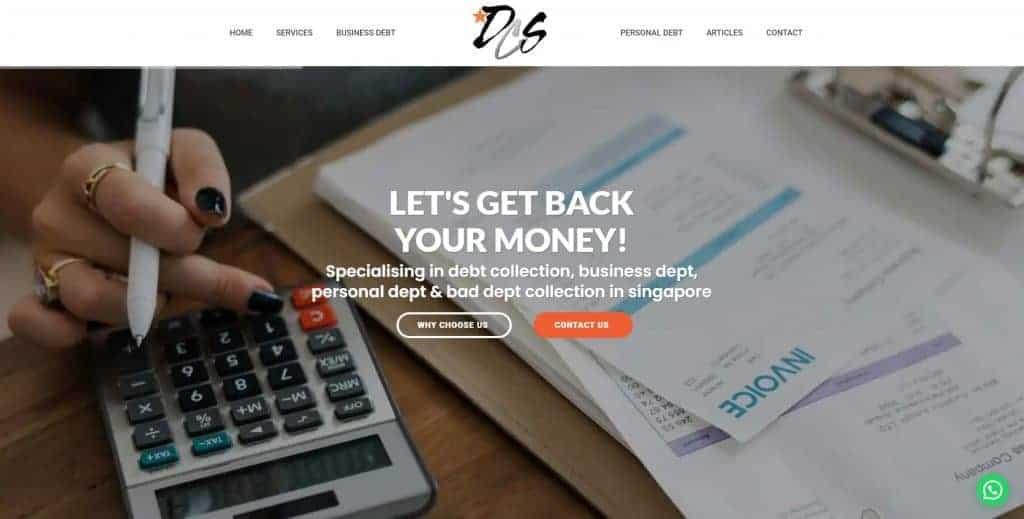 best debt collector in singapore_dcs