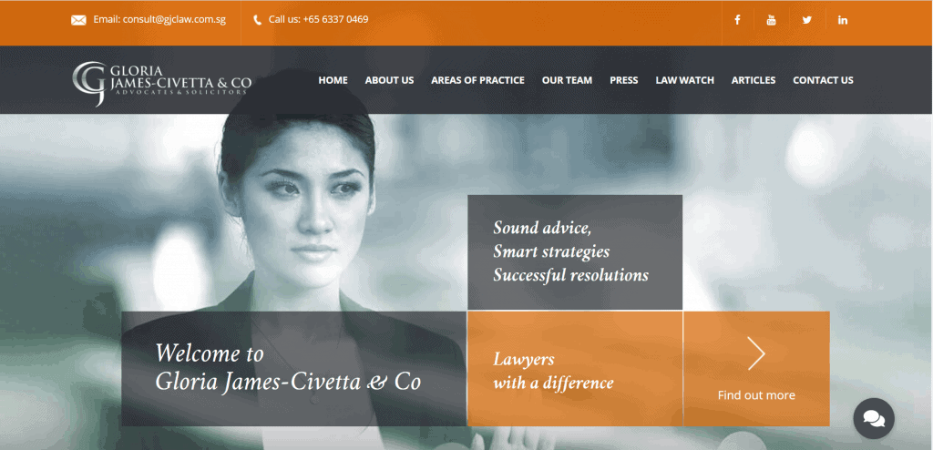 best employment lawyer singapore