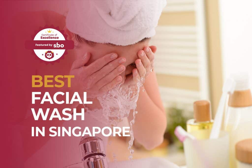 best facial wash in singapore