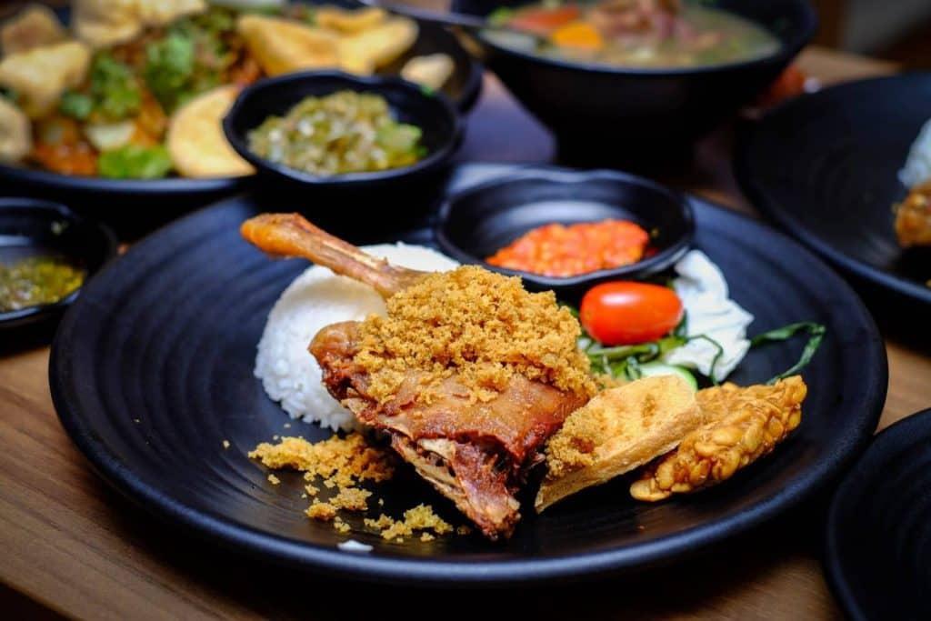 best indonesian restaurants in singapore_bebek goreng pak ndut