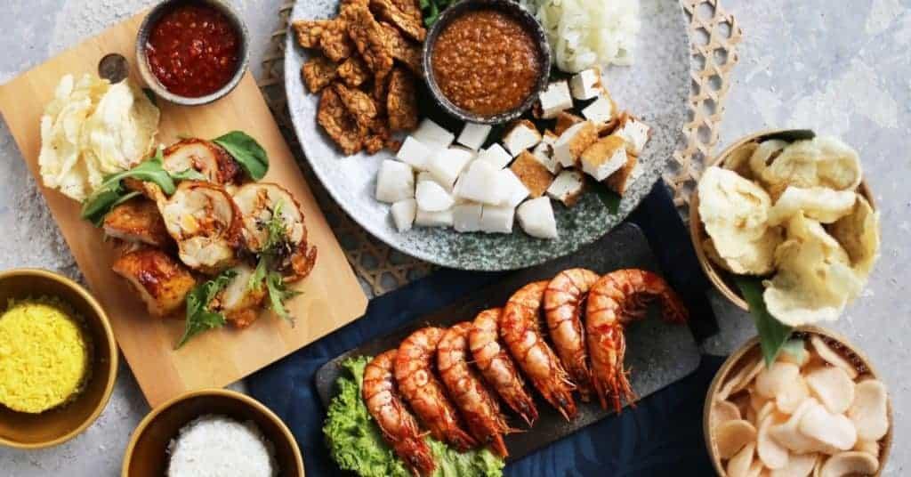 best indonesian restaurants in singapore_kintamani indonesian restaurant