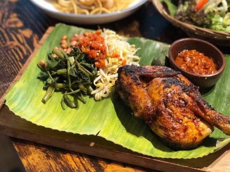 best indonesian restaurants in singapore_taliwang restaurant