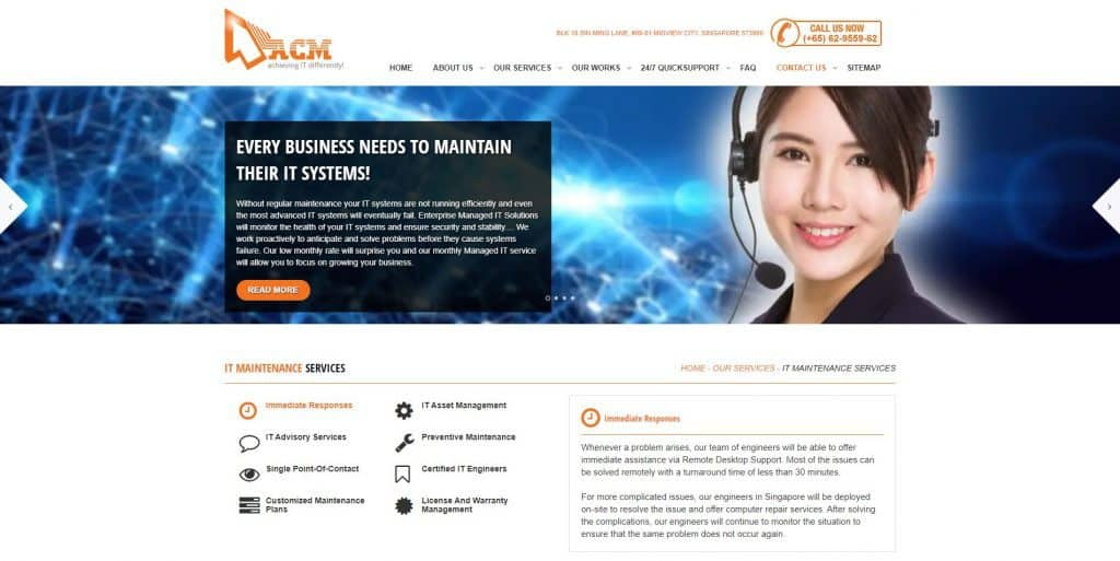 best it company in singapore_acm
