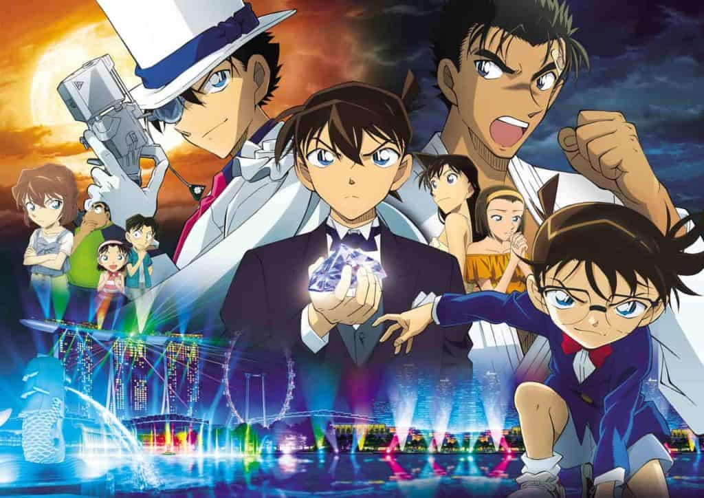 best japanese anime singapore