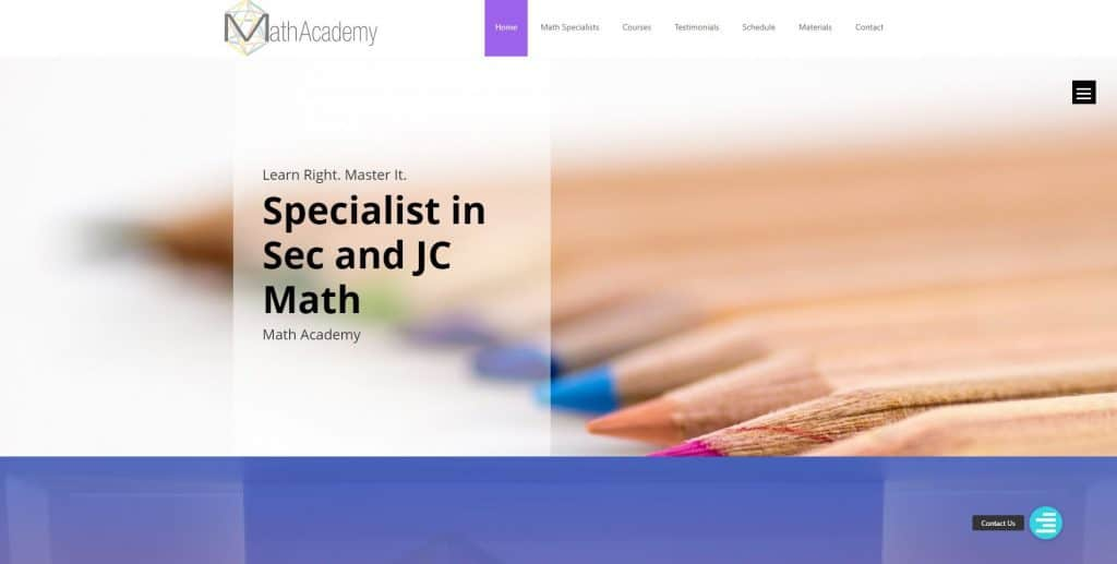best math tuition in singapore_math academy